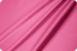 Silky Satin Solid Hot Pink 399