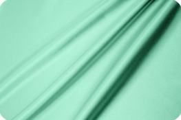 Silky Satin Solid Mint Lush 1766