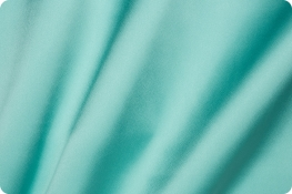 Silky Satin Solid Teal Green 645