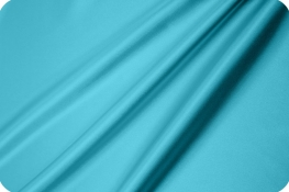 Silky Satin Solid Turquoise 141