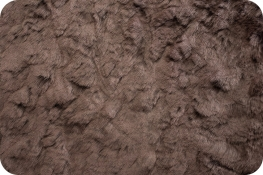 Tissavel Persian Chinchilla Fur Mulberry