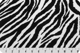 Zebra Cuddle® Black/Snow