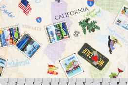 Where Ya' Been? States Digital Cuddle® California