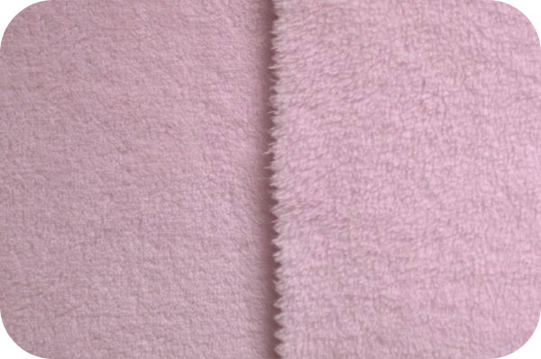 Cuddle Fleece Baby Pink