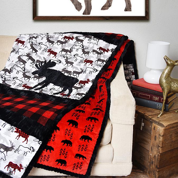Super Soft Minky Blanket \u2013 Pirate cuddle