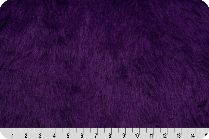 Luxury Shag Purple