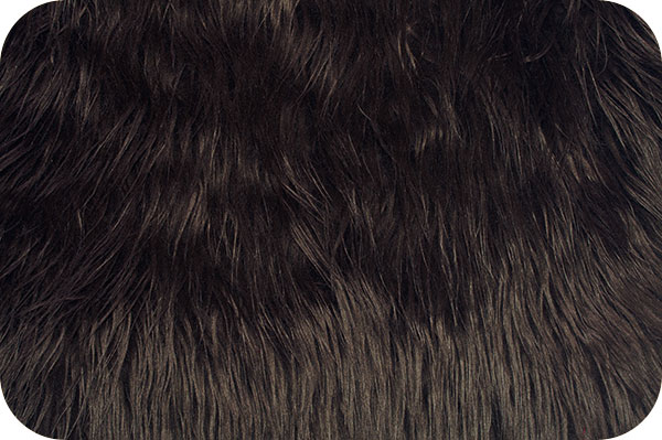 Mongolian Faux Fur Brown