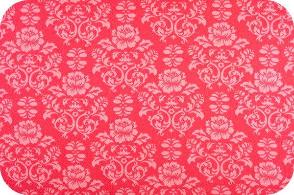 Victorian Damask Watermelon