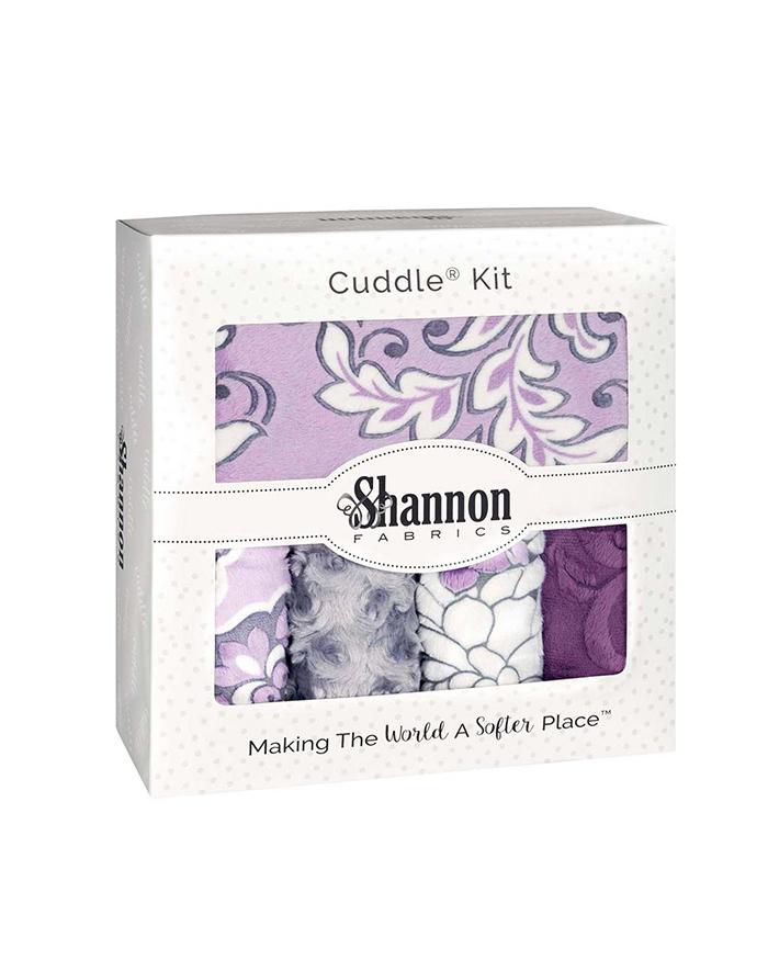 Crazy 8 Cuddle 174 Kit Violeta Ckcrazy8spvioleta Shannon
