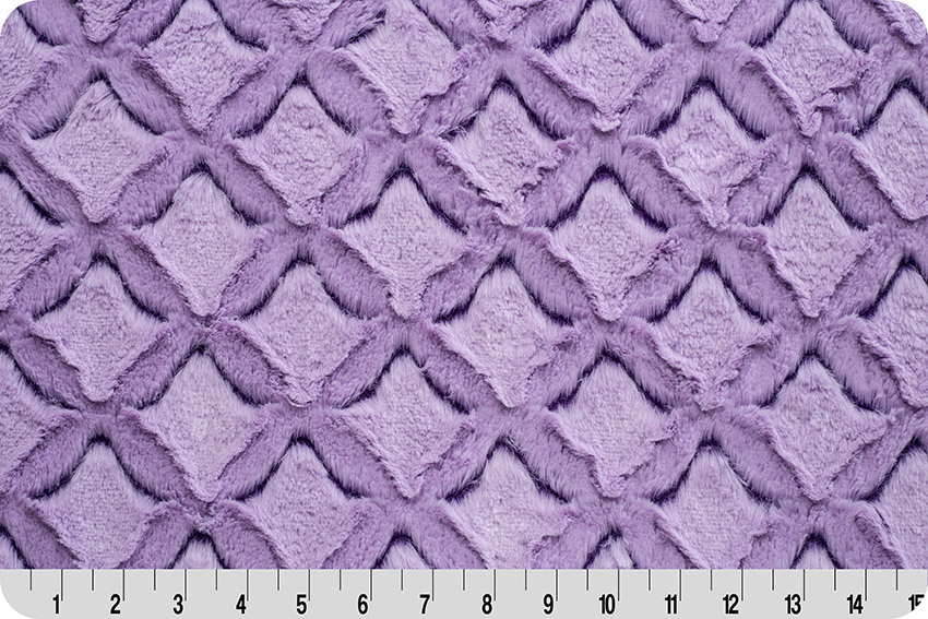 Luxe Cuddle® Frosted Gem® Amethyst/Lilac